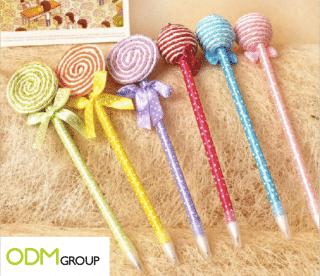 Promotional Gift Ideas: Lollipop Pen
