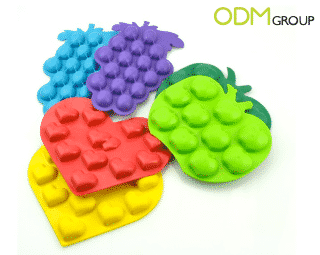 Silicone Promotional Products: Ice Cube Tray