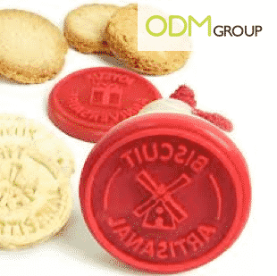 Silicone Promotional Products: Biscuit Stamp