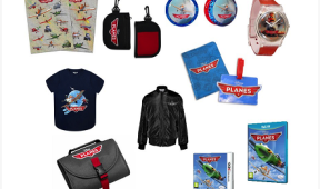 "Take Flight with these ""Planes"" Goodies"