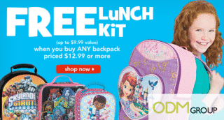 Promotional Giveaway: Lunch Kit