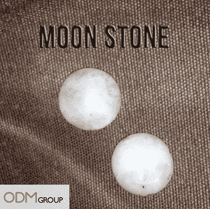 Healing Bear: Moon Stone