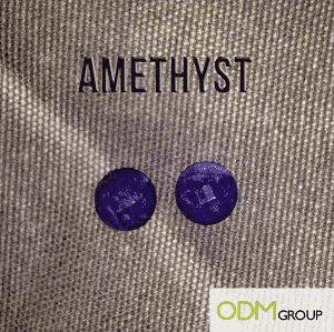 Healing Bear: Amethyst
