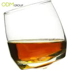 Rocking Whiskey Glass-Promotional Item Idea