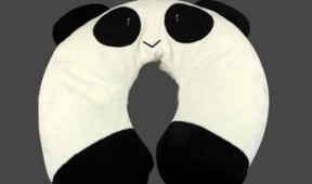 Marketing Gift: Panda Neck Pillow