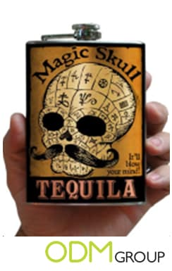 Impressive promotional product for tequila brands!