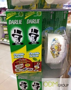 Darlie: Limited Edition Bowl