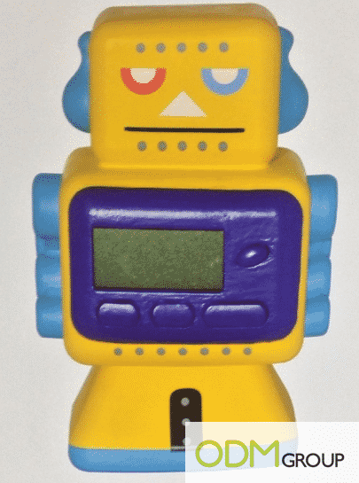 Kitchen Product: Robot Timer