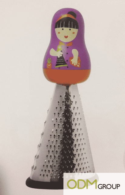 Kitchen Product: Russian Doll Grater