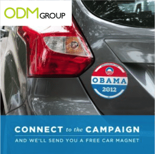 Pump your ride with these customized stickers for your car bumper
