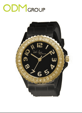 Rihanna Customized Watch