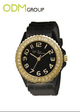 Rihanna Customized Watch