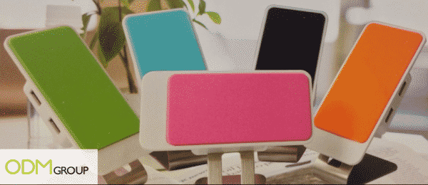 Technological Product: Phone Holder with USB Hub