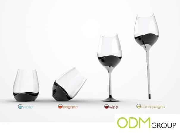 Marketing Gifts: evOlverre glass