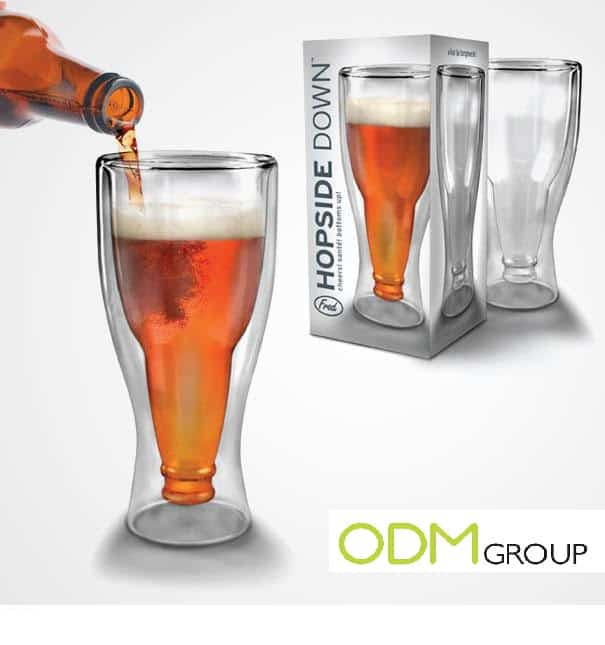 Marketing Gifts: Hopside down