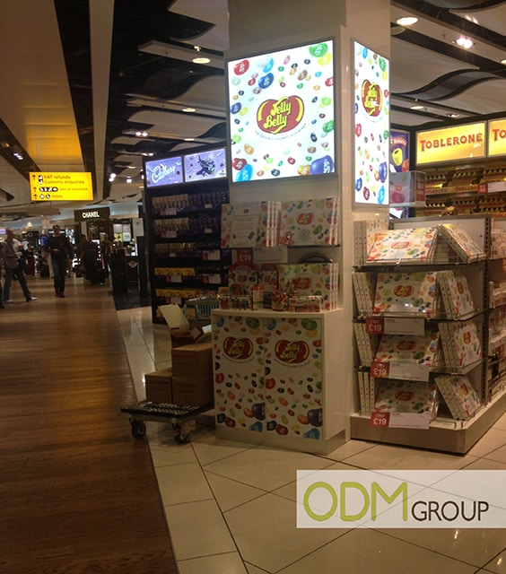 Point of Sale in Heathrow