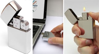 USB Lighter as a Promotional Product