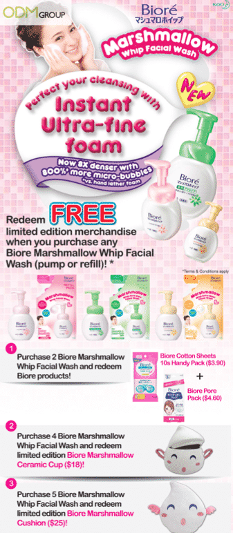 Biore GWP Promotion