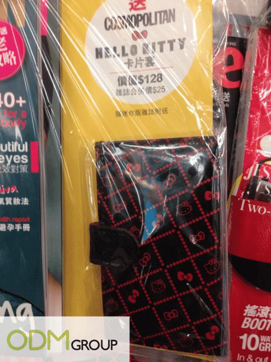 Cosmopolitan Licensed Hello Kitty Card Holder