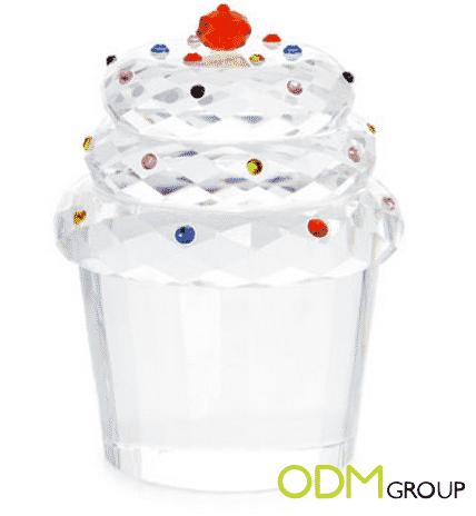 Crystal Cupcake GWP