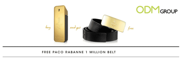 Paco Rabanne Custom Belt