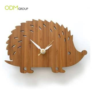 Wall clock as Eco-gifts