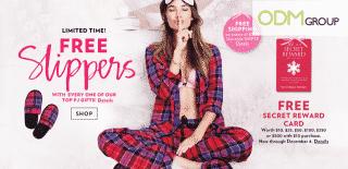 Victoria's Secret Bedroom Slippers