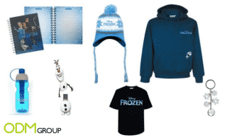 "These ""Frozen"" promotional products will frost your days!"