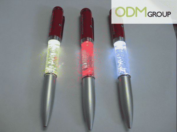 LED Promotional Gift Pen