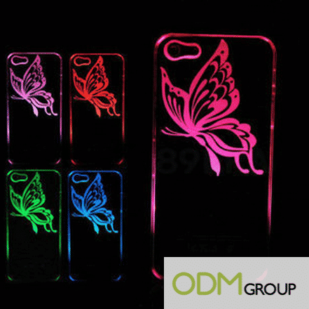 LED Promotional Gift Phone Case