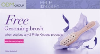 Promotional Product: Philip Kingsley Brush M&S