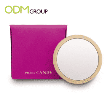 Prada Candy Custom Compact Mirror