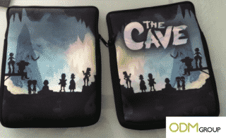 "Immerse yourself in ""The Cave"" with those exclusive promotional items."