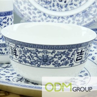 Chinese Bowl Promo Gifts