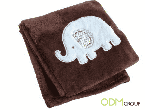 Marketing Gift - Baby Blanket
