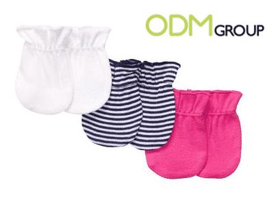 Marketing Gift - Baby Mittens