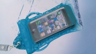 Promotional gift: water proof casing