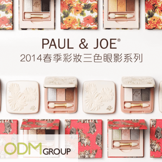 Paul & Joe Packaging