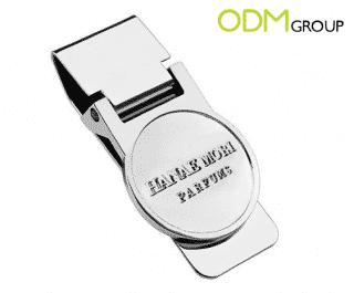 Premium Promotional Product: Hanae Mori Money Clip