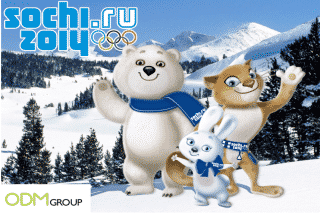 promotional gift during Olympic games