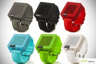 The Bluetooth Wristband Speaker by Bem
