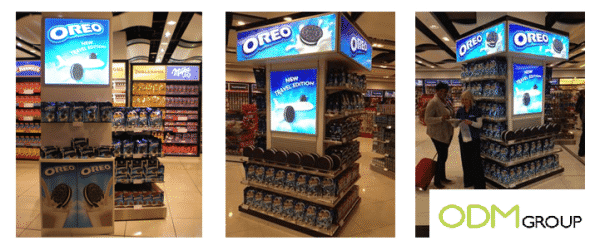 Get the attention you need with a POS display in China