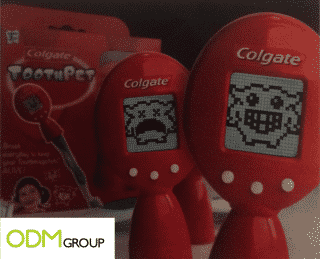 Colgate Toothpet - the toothbrush tamagotchi