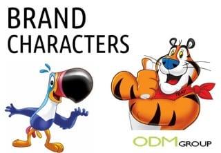 Kellogg's brand characters