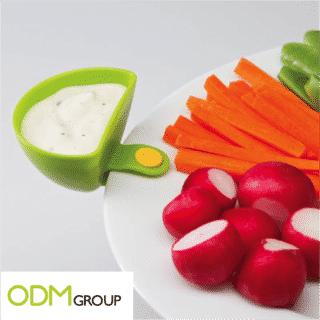 A saucy promo gift - the Dip Clip