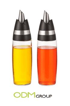 Oil and Vinegar cruet