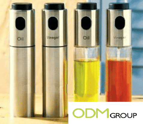 Promotional products for olive oil companies
