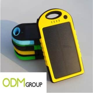 Promotional item idea: Solar Power Bank