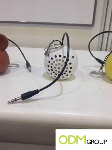 New Promo Gift : Speaker Ball