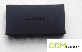 A high-end promogift created by Renault